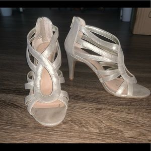 Jelly & Katie Sparky low heel sandals size 8